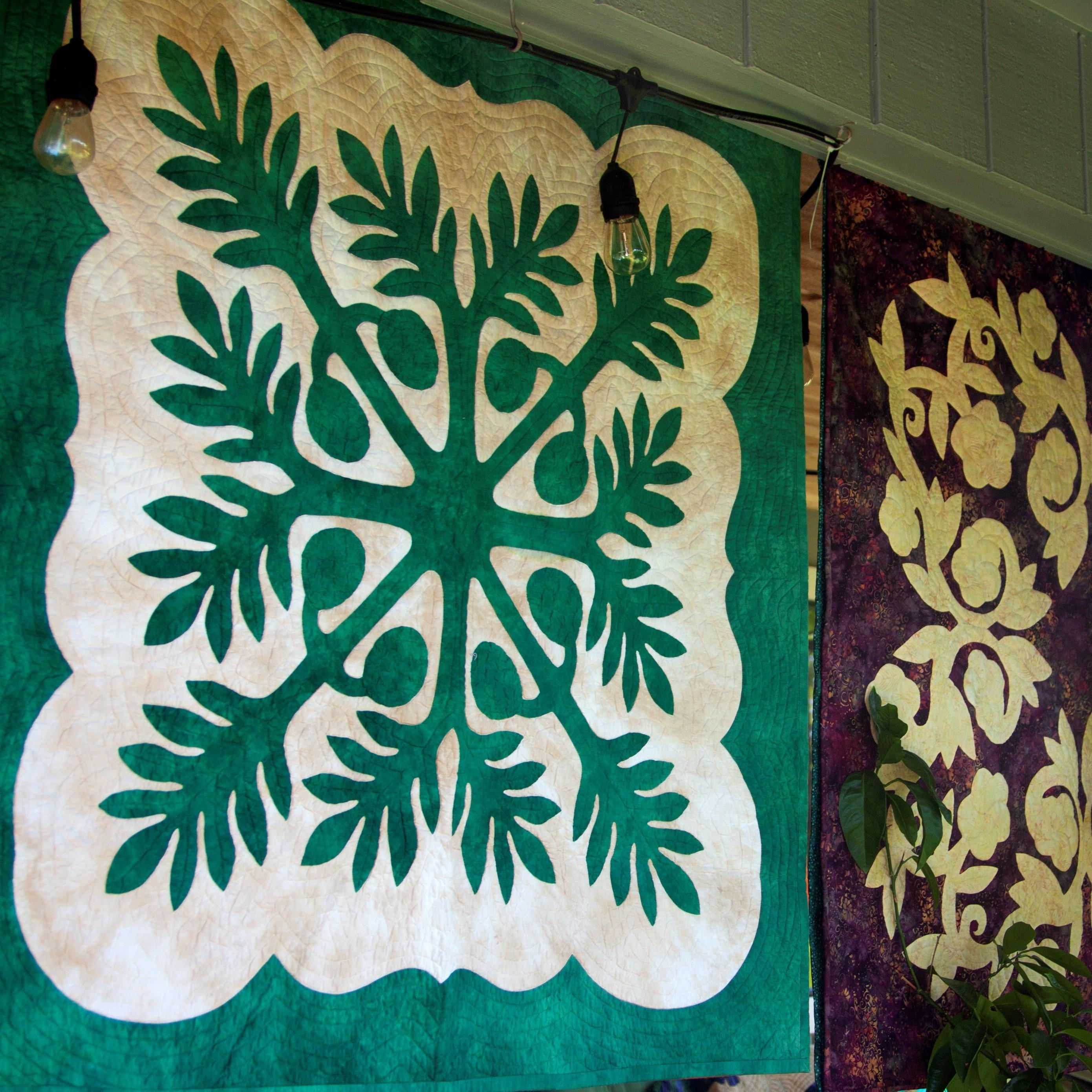Hawaiian Quilt Show