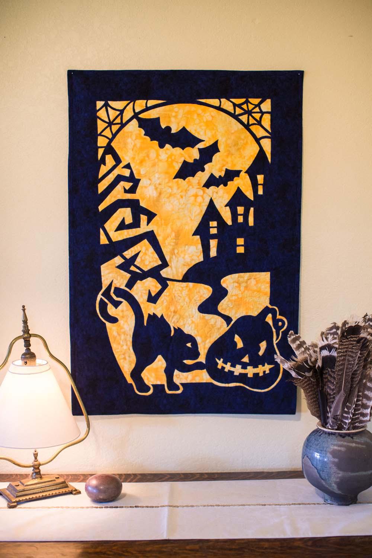 Pacific Rim Quilt Company Hawaiian Applique Quilt