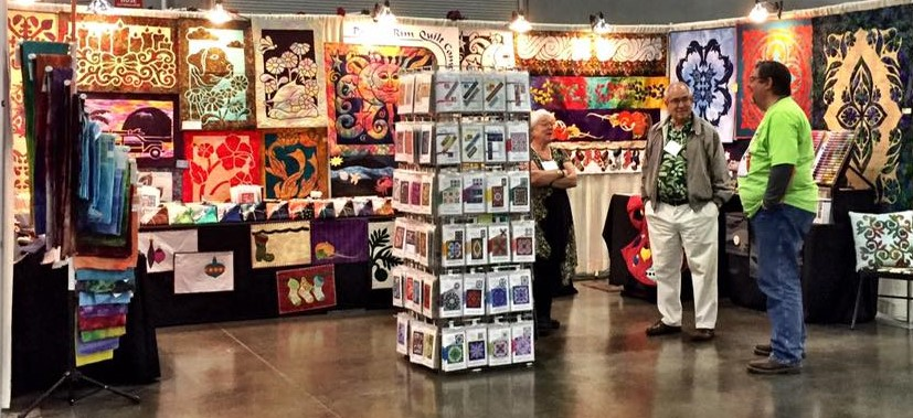 NW Quilter's Show Portland Oregon